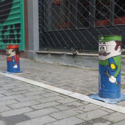 Super Mario Bros Street Art